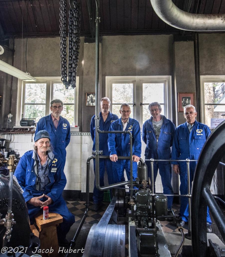 machinisten dieselgemaal